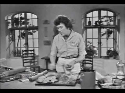French Chef with Julia Child - Croissants