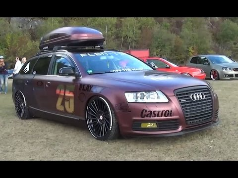 Audi A6 Avant C6 Quattro Wrapped Jetbag 20 Quot Concave Wheels Nifty Hype 2016 Youtube