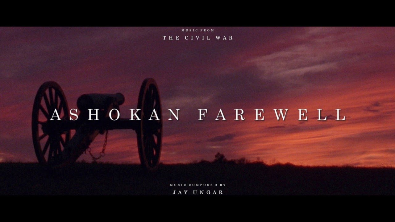"The Civil War"" Soundtrack - Ashokan Farewell - YouTube"