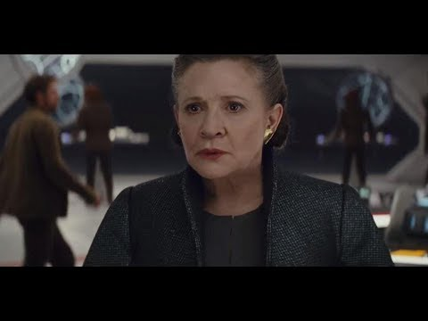 Why the Leia Mary Poppins Scene was DUMB in Star Wars The Last Jedi