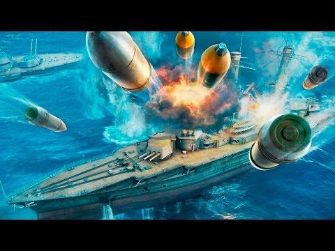 World of Warships - Неспешно, приятно и грандиозно (Обзор)