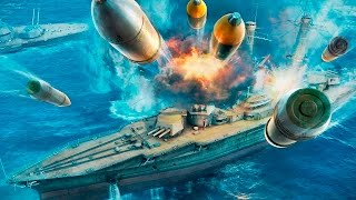 World of Warships - Неспешно, приятно и грандиозно (Обзор)