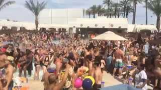 DJ Stellar at Daylight Beach Club, Mandalay Bay Resort and Casino - Las Vegas