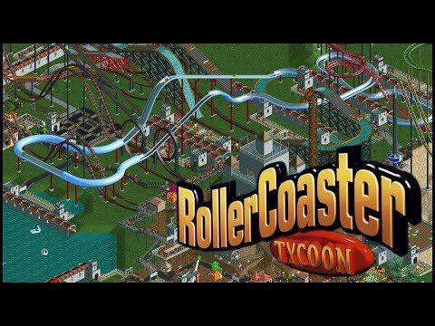 Rollercoaster Tycoon Scenario #43 - Magic Quarters