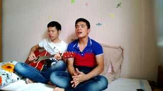 Nếu là anh - guitar cover by Ngọc Sơn ft. Quang Quyen