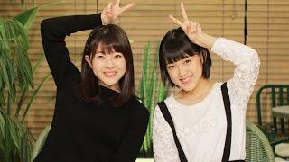 今回のMCはアンジュルム中西香菜と、カントリー・ガールズ小関舞! 2016...