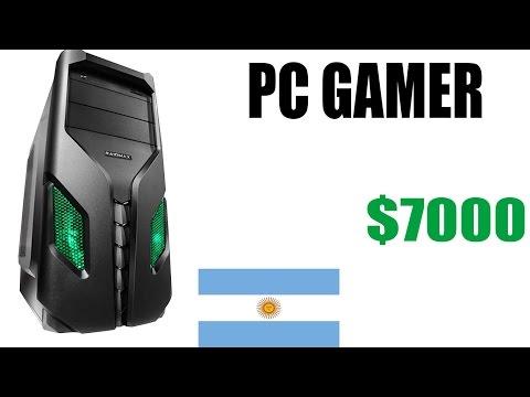 PRESUPUESTO PC GAMER $7000 ULTRA BARATO