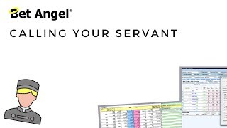 New version of Bet Angel  - How to call a servant