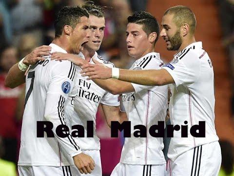 Real Madrid vs Atletico Madrid  ● Spanish Super Cup 2014 Leg 1 ● fm 2015 HD