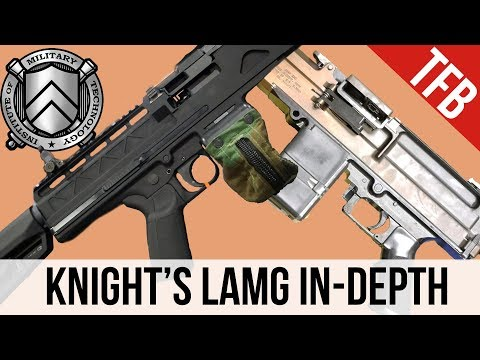 Stoner's Design Perfected: Comparing The Knight's LAMG To The Stoner 86