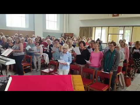 Rock Choir London - Summer Of Rock - Sweet Child O' Mine