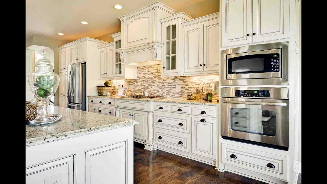 Professionally Painted Kitchen Cabinets - emiliesbeauty.com -