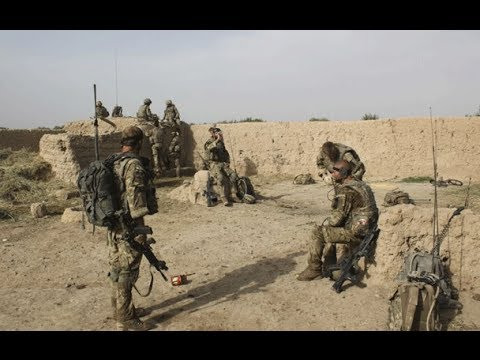 Afghanistan: filmmaker's experience embedding with soldiers in 'living hell'
