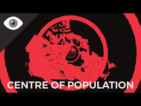 Where is Canada's Centre of Population?