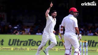 India vs Afghanistan, 1st Test, Day 2: Match Story
