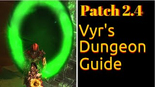 d3 vyr s amazing arcana set dungeon guide   patch 2 4