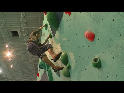 State-Of-The-Art Climbing Gym Opens In Minneapolis