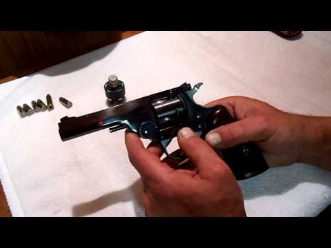 Harrington And Richardson H&R Model 925 38 S&W Review