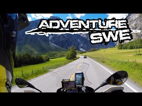 BMW R1200GS Adventure - An Epic Ride through Sweden and Norway