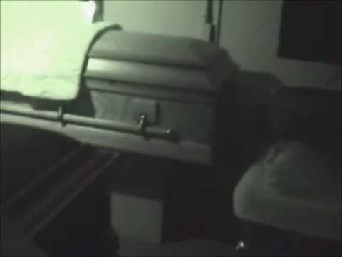 Teens Break Into Haunted Funeral Home!