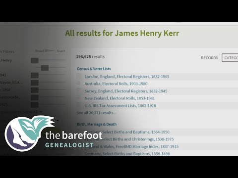 Top Ancestry Search Tips and Tricks | Ancestry
