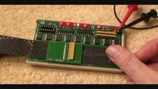 Vintage Computer: Punched Paper Tape Reader