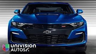 Chevrolet Camaro 2019 con 'nuevo look' y otras actualizaciones | Univision Autos