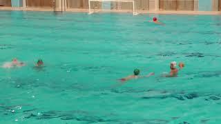 4 января 2018 г.Водное поло Казань Олимп 1- Синтез 1. 4-4
