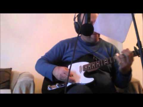 Happy Rolling Stones( guitar and vocal cover with telecaster)