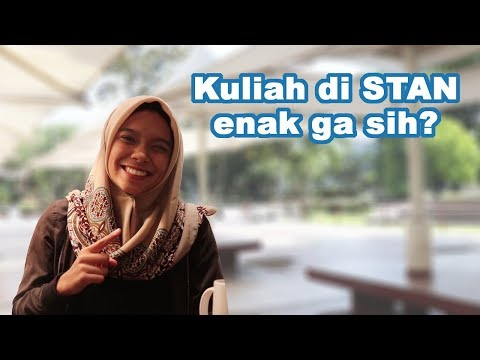 #MSIDVLOG - KULIAH DI PKN STAN ENAK?!!!