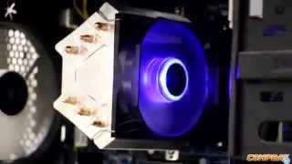Игровая Сборка на AMD FX-8350 R9 280X Обзор