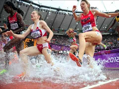 Latvian athletes (Dāvāja Māriņa)