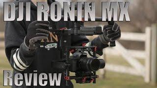 DJI Ronin-MX Review + Tips & Tricks