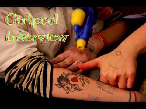 Girlpool Plays Games & Reads Nice Tweets In Weird Interview W/ Harvard Radio
