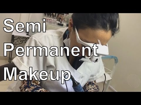 Semi Permanent Makeup –  Use our   scalp micropigmentation and  get back your confidence