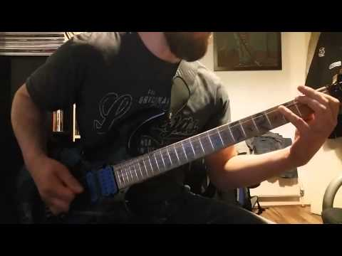Extreme - It's a Monster (Guitar solo cover)