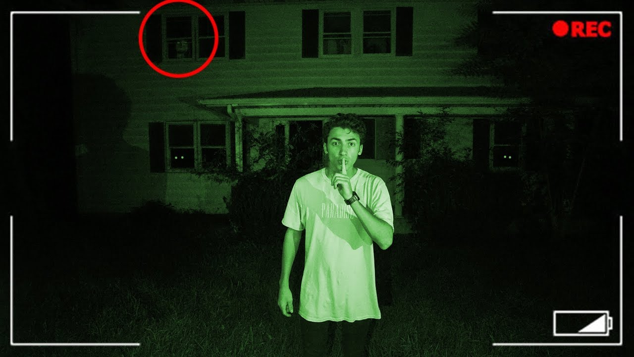 Scary Hide And Seek In Haunted Abandoned House Bad Idea Hide And Seek Challenge