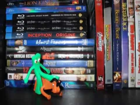 Stop Motion: Gumby and Pokey - YouTube
