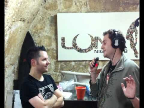 Ace Ventura Interview to B.P.eMek 27.11.2010 - Haifa, Israel