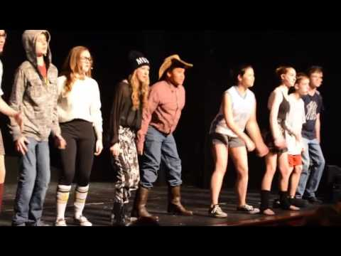 13Becoming A Man 13:The MusicalWilmington Drama League 2014