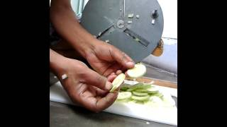 how to make Handmade Vegetable Cutter at home