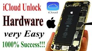 How to Unlock || iCloud in Hardware || iPhones || 1000% Success ✔️