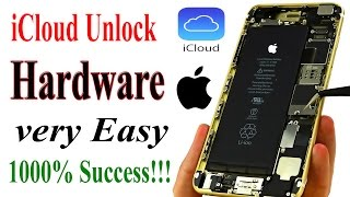 iPhone iCloud Unlock in Hardware Very Easy 1000% Success!!!