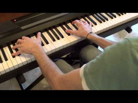 Piano Cover - A Thousand Miles (Originally Performed By Vanessa Carlton)