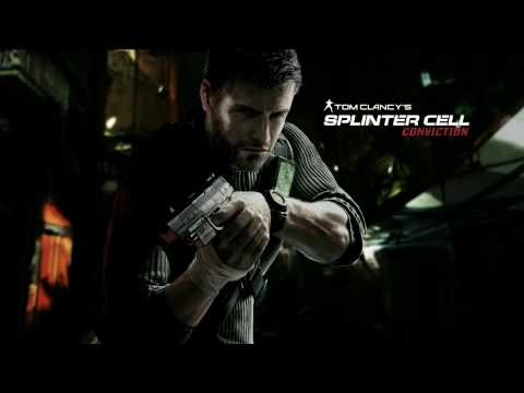 Tom Clancy's Splinter Cell Conviction OST - Black Arrow Officer Soundtrack