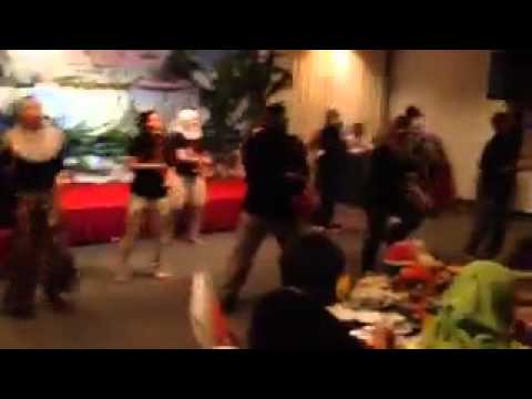 Jungle Jive from the Legislative Sector of the Msian Attorney General's Chambers Dancers