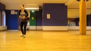 Serge Beynaud ´Tchokora´  -Sara Galan Dancing