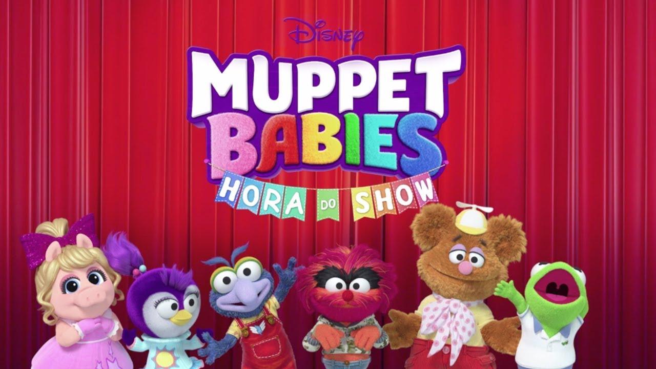 Download Hora do Show   Muppet Babies