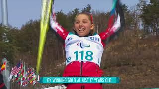 PyeongChang 2018: Top 5 Para Cross Country Skiing Moments