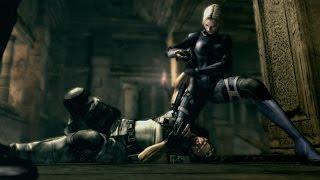 Resident Evil 5 - Finalmente JILL VALENTINE e WESKER! (Ft. Mike) - Parte #24